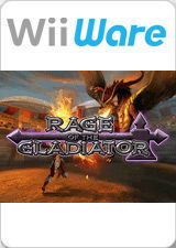 Cover for Rage of the Gladiator.