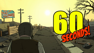 Cover for 60 Seconds!.