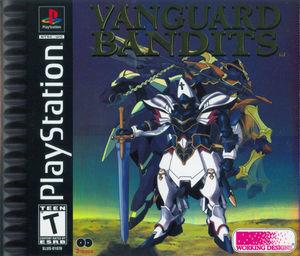 Cover for Vanguard Bandits.
