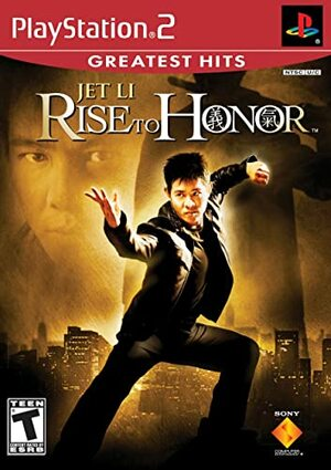 Cover for Jet Li: Rise to Honor.