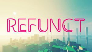 Cover for Refunct.