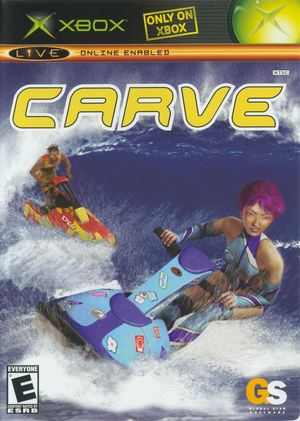 Cover for Carve.