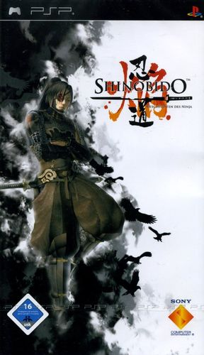 Cover for Shinobido: Tales of the Ninja.