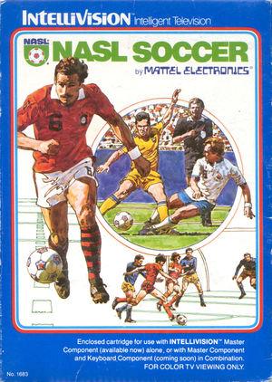 Cover for NASL Soccer.