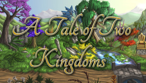 Cover for A Tale of Two Kingdoms.