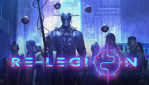 Cover for Re-Legion.