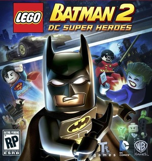 Cover for Lego Batman 2: DC Super Heroes.