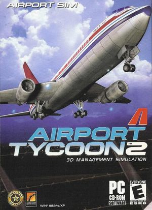 Cover for Airport Tycoon 2.