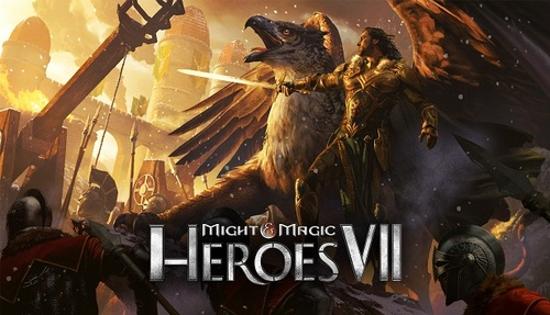 Cover for Might & Magic Heroes VII.