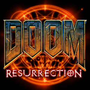 Cover for Doom Resurrection.