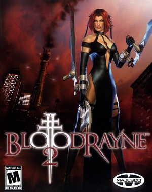 Cover for BloodRayne 2.