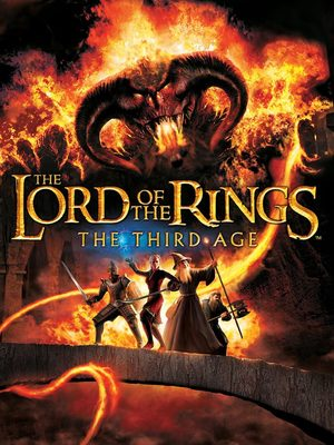 Cover for The Lord of the Rings: The Third Age (Game Boy Advance).