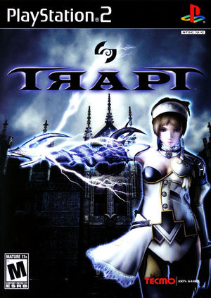 Cover for Trapt.
