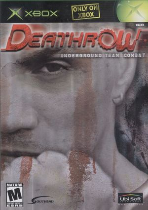Cover for Deathrow.