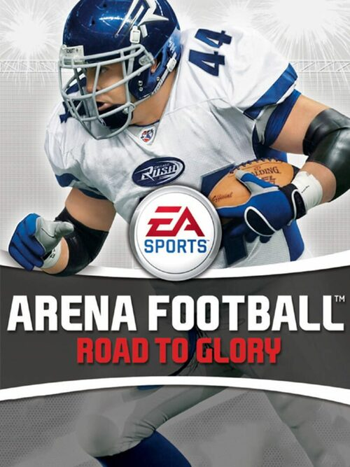 Cover for Arena Football: Road to Glory.