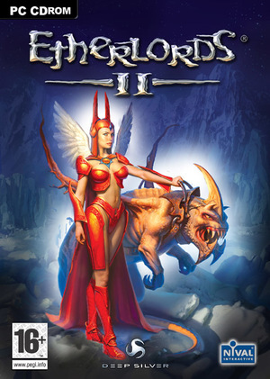 Cover for Etherlords II.
