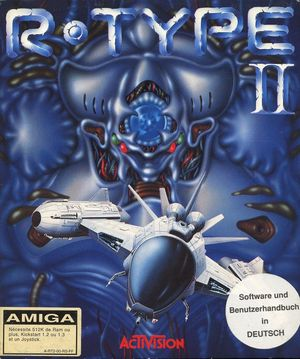 Cover for R-Type II.