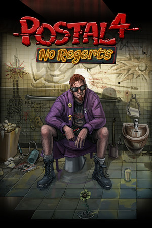 Cover for Postal 4: No Regerts.