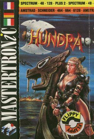 Cover for Hundra.