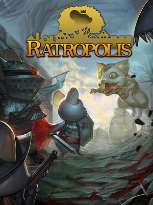 Cover for Ratropolis.