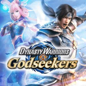 Cover for Dynasty Warriors: Godseekers.