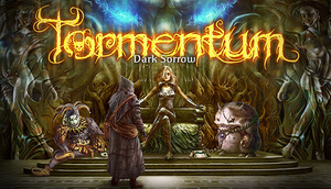 Cover for Tormentum.