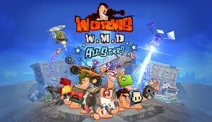 Cover for Worms W.M.D.