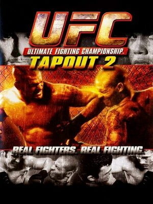 Cover for UFC: Tapout 2.