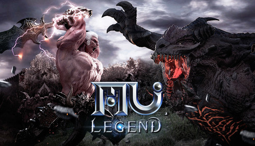 Cover for MU Legend.