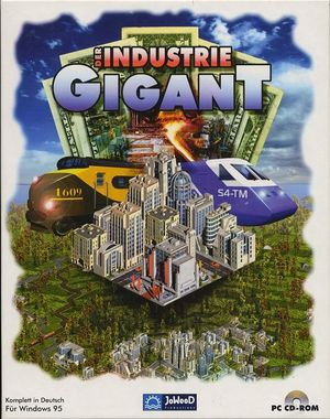 Cover for Industry Giant.