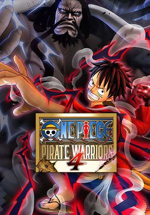 Cover for One Piece: Pirate Warriors 4.