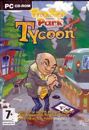 Cover for Trailer Park Tycoon.
