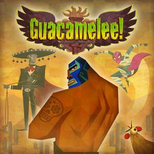 Cover for Guacamelee!.