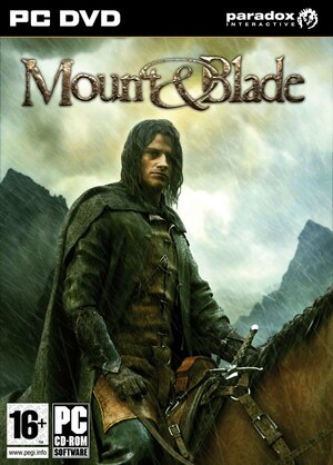Cover for Mount & Blade.