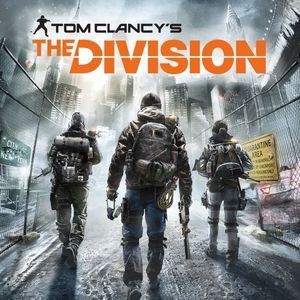 Cover for Tom Clancy's The Division.