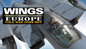 Cover for Wings Over Europe.