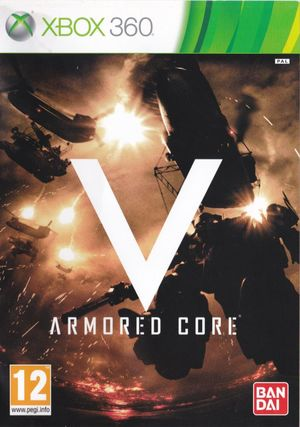 Cover for Armored Core V.