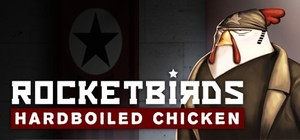 Cover for Rocketbirds: Hardboiled Chicken.