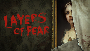 Cover for Layers of Fear.