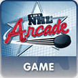 Cover for 3 on 3 NHL Arcade.