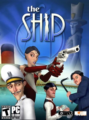 Cover for The Ship.