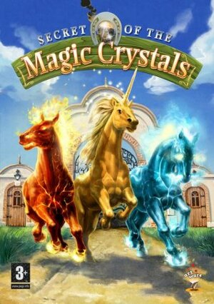Cover for Secret of the Magic Crystals.