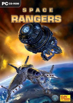 Cover for Space Rangers.