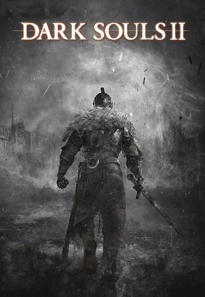Cover for Dark Souls II.