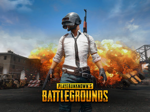 Cover for PlayerUnknown's Battlegrounds.