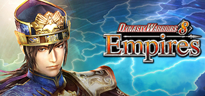 Cover for Dynasty Warriors 8 Empires.