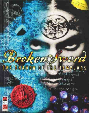 Cover for Broken Sword: The Shadow of the Templars.