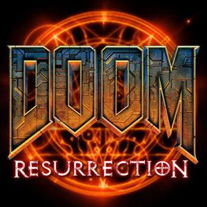 Cover for Doom Resurrection.