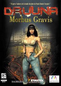 Cover for Druuna: Morbus Gravis.