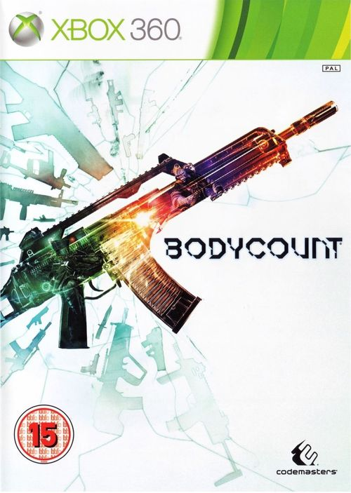 Cover for Bodycount.